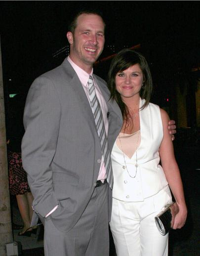 Tiffani Thiessen pregnant Hallowed Headquarters of the Vanguard 'Villains and Vigilantes' PBEM ...