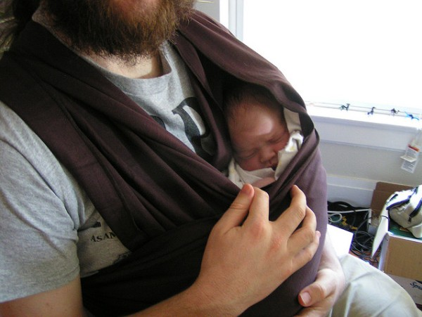 Organic Baby Carrier - New Baby Products