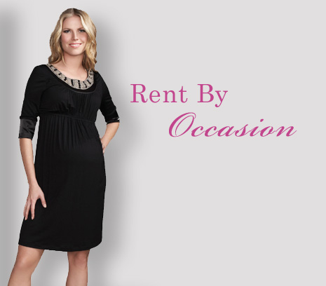 Trendy Maternity Clothes - Rent By Occasion