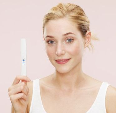 Signs of Pregnancy - Pregnancy Test Positve