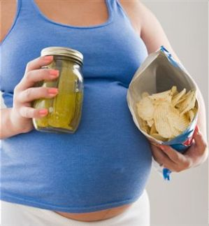 Cravings During Pregnancy