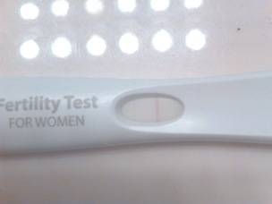 First Response Fertility Test