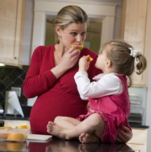 What to Eat When Pregnant Balanced diet