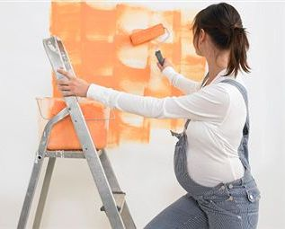 Painting During Pregnancy