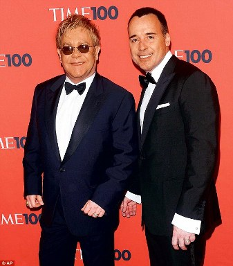 Elton John and David Furnish Are Parents Again
