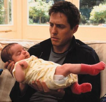 Hugh Grant Welcomes Son Felix
