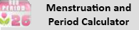 Menstruation and Period Calculator