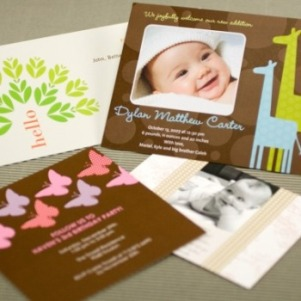 New Mom Note Cards