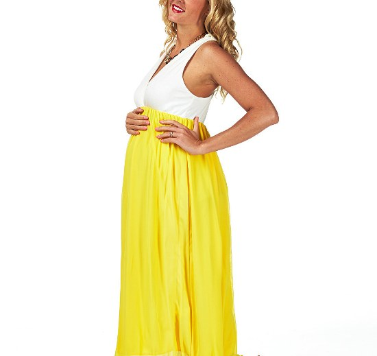 ideas to dress up for a wedding when pregnant