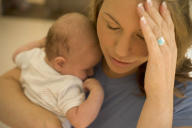 mothers are now experiencing postnatal depression