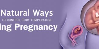 Control Body TemperatureDuring Pregnancy
