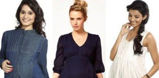 Ways To Conceal Your Maternity Bump