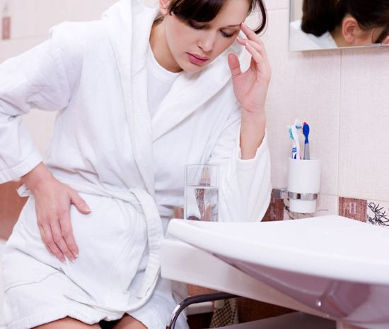wade off nausea and vomiting during pregnancy