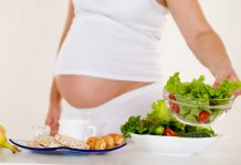 Diet for 37 To 40 Week of Pregnancy