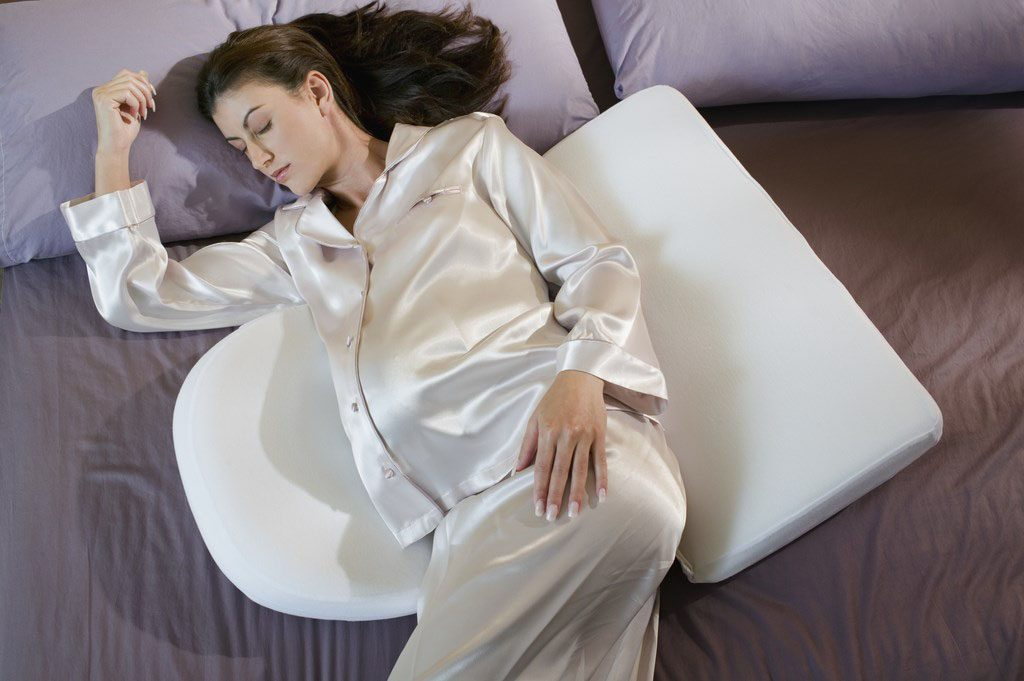 How to Get a Better Night's Sleep While Pregnant