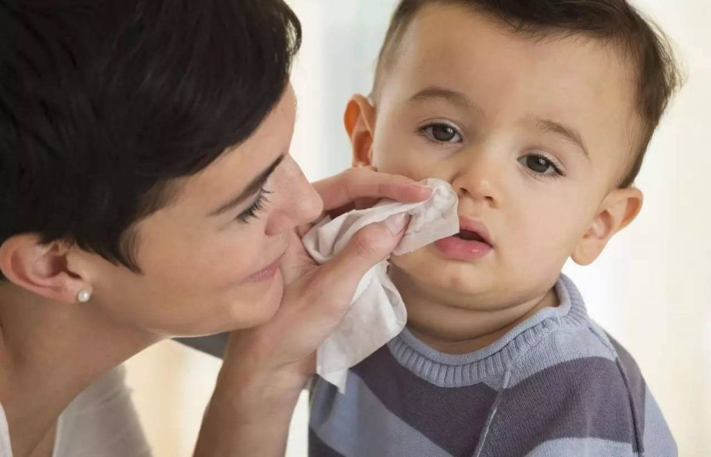 Baby Has Got Sniffles? How Can You Beat Your Child's Winter Flu?